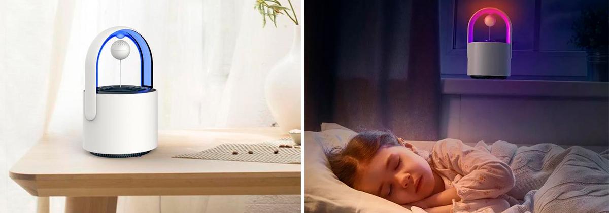 Электрическая ловушка Baseus Star Mosquito Killing Lamp (EU)
