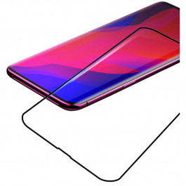 Защитное стекло Baseus 0.3mm Full-screen Tempered Glass Screen Protector для Vivo NEX, цвет Черный (SGVINEX-01)