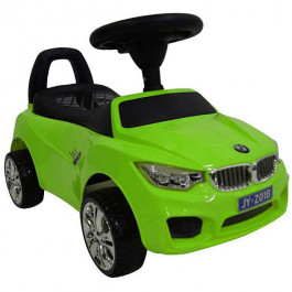Толокар RiverToys ​BMW JY-Z01B MP3, цвет Зеленый (JY-Z01B-MP3-GREEN)