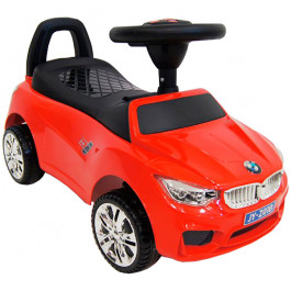 Толокар RiverToys BMW JY-Z01B MP3, цвет Красный (JY-Z01B-MP3-RED)