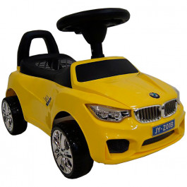 Толокар RiverToys BMW JY-Z01B MP3, цвет Желтый (JY-Z01B-MP3-YELLOW)
