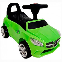Толокар RiverToys ​​Mercedes-Benz JY-Z01C MP3, цвет Зеленый (JY-Z01C-MP3-GREEN)