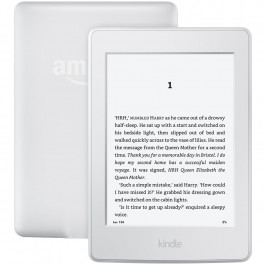 Электронная книга Amazon Kindle Paperwhite, цвет Белый