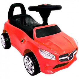 Толокар RiverToys ​Mercedes-Benz JY-Z01C MP3, цвет Красный (JY-Z01C-MP3-RED)