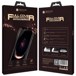 Защитное стекло Mocoll Pearl Full Cover Screen Protector Tempered Glass 2.5D для iPhone 7/8, цвет Черный